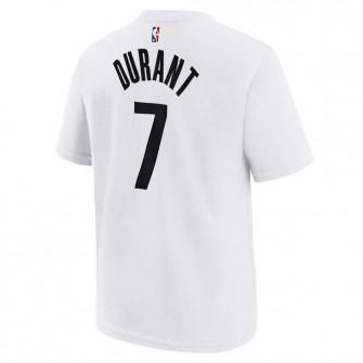 Nike NBA Brooklyn Nets Kevin Durant T-Shirt ''White''