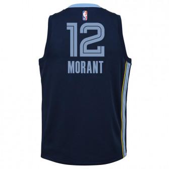 Nike NBA Memphis Grizzlies Ja Morant Jersey ''Navy Blue''