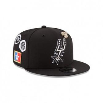 Kapa New Era NBA San Antonio Spurs Authentic Draft 9FIFTY