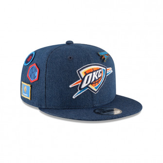 Kapa New Era Oklahoma City Thunder NBA Draft 9FIFTY