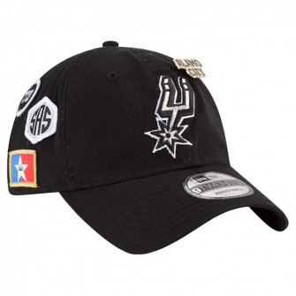 Kapa San Antonio Spurs New Era 9TWENTY NBA Draft