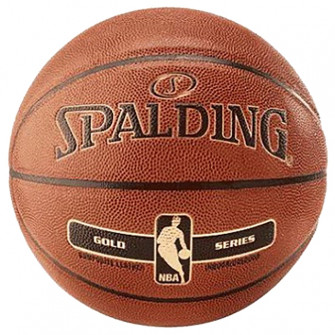 Košarkarska žoga Spalding NBA GOLD 2017 S.7