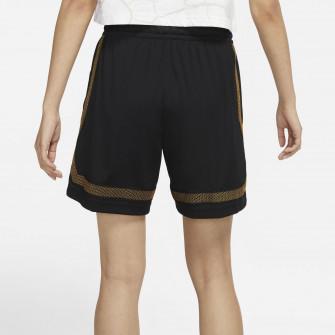 Nike Dri-FIT Fly Basketball WMNS Shorts ''Gold Black''