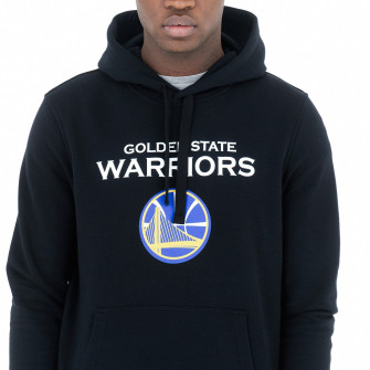 Pulover s kapuco New Era Golden State Warriors