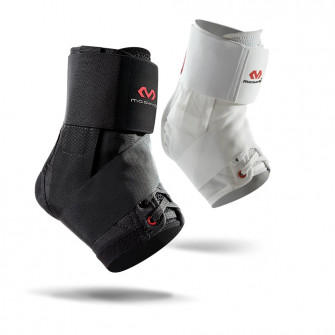 McDavid Ankle Brace Support Stabilizer ''White''