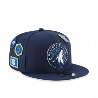 Kapa New Era Minnesota Timberwolves NBA Draft 9FIFTY