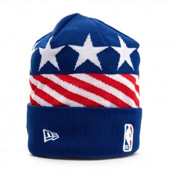 Zimska kapa New Era NBA18 Detroit Pistons Tipoff Knit