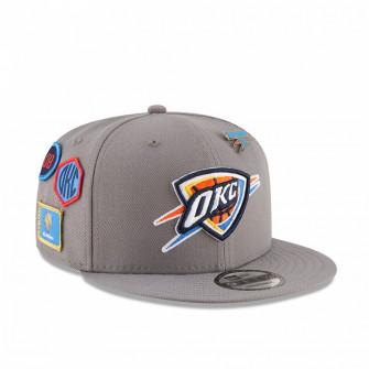 Kapa New Era Oklahoma Thunder NBA Draft 9FIFTY Snapback