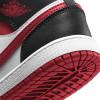 Air Jordan 1 Mid ''Black/White/Red'' (PS)